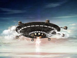 Känslan av att vara ett UFO